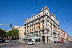 Cagliari Palazzo Rinascente - foto Frank Harres