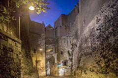 Cagliari Porta Cristina - foto Frank Harres