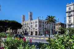Municipio di Cagliari - Palazzo Baccaredda - foto Frank Harres