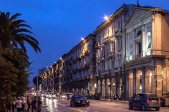 Via Roma Notte - foto Frank Harres