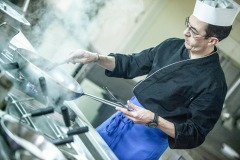 Chef Sandro Piras
